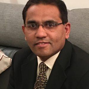 Pr. Renji George (Minister)